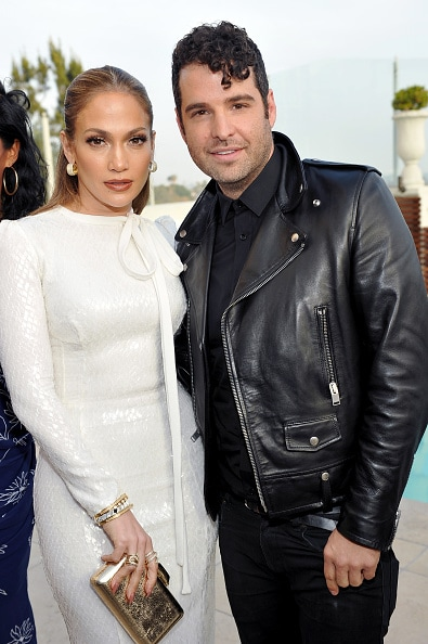 Rob Zangardi Jennifer Lopez