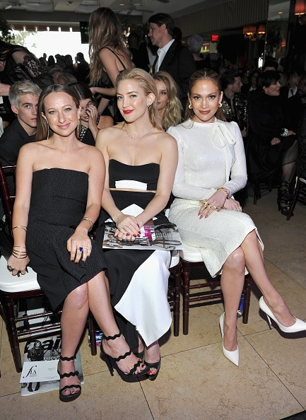 Jennifer Meyer, Kate Hudson, Jennifer Lopez