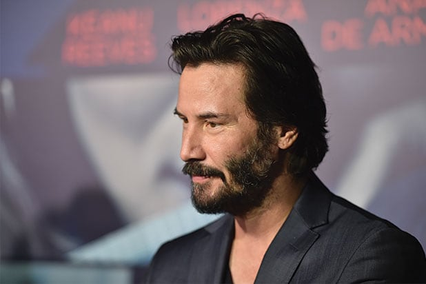 Keanu Reeves joins To The Bone