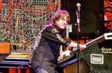 Keith Emerson performing