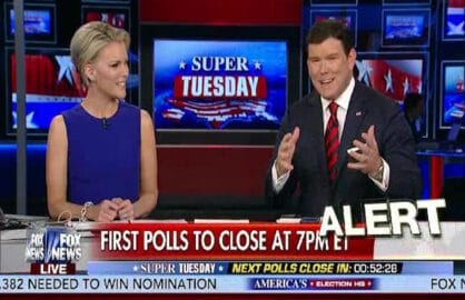 megyn kelly bret baier fox news ratings