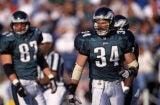 Kevin Turner Philadelphia Eagles