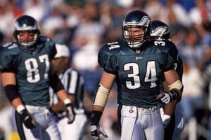 Kevin Turner Philadelphia Eagles