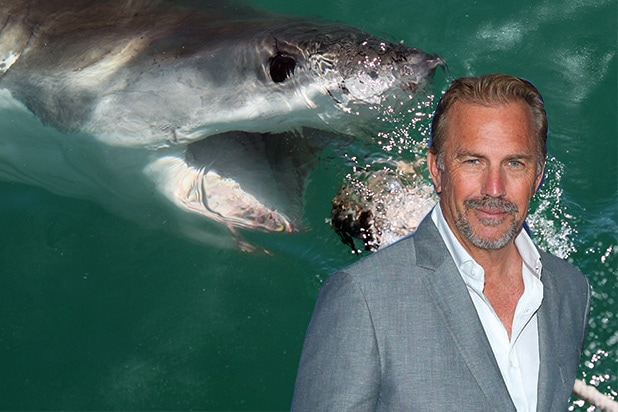 kevin costner shark