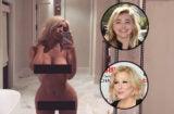 Kim Kardashian Nude Selfie Bette Midler Chloe Grace Moretz