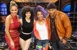 Lauren Cohan and Sonequa Martin Green on Lip Sync Battle
