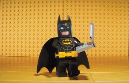 Lego Batman Movie Teaser