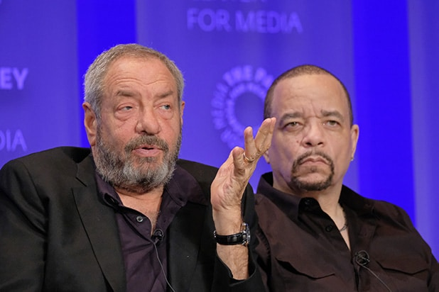 PaleyFest Dick Wolf Panel