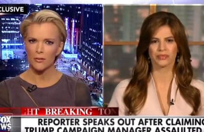 Megyn Kelly Michelle Fields Breitbart