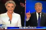 Megyn Kelly and Donald Trump March GOP Debate