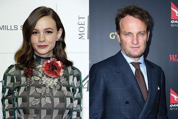Carey Mulligan Jason Clarke in Mudbound