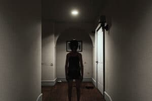 Paranormal Activity VR game