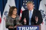 Sarah Palin Donald Trump