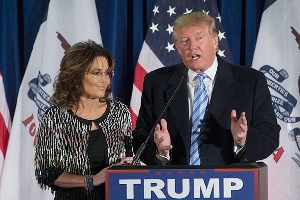 Ann Coulter, Sarah Palin Already Mad at Donald Trump: 'Big Sell-Out Is Coming'