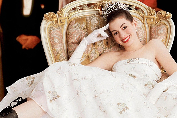 Princess Diaries Anne Hathaway