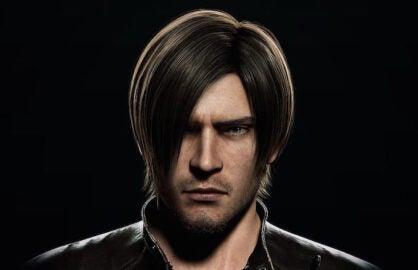 Resident Evil Vendetta Leon S Kennedy