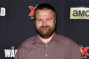 Robert Kirkman walking dead