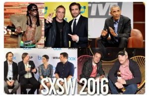 SXSW Parties 2016 FirstTake