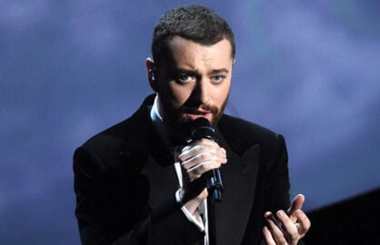 Sam Smith hated every minute of Oscars performance