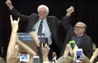Danny DeVito to Sanders: 'We Need You Obi-Wan'