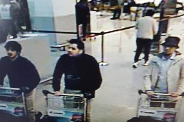 Brussels Suspects Photos