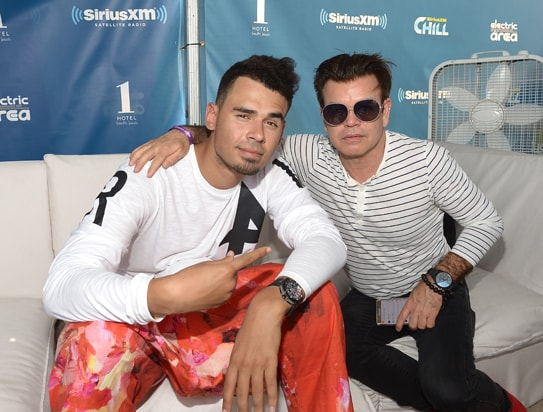 Afrojack and Paul Oakenfold Ultra 2016 Sirius XM