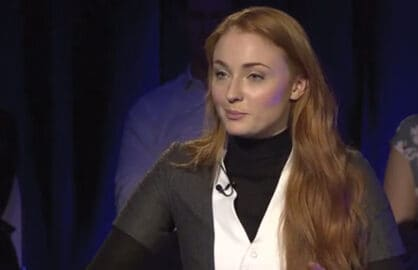 Sophie Turner wants Sansa to die