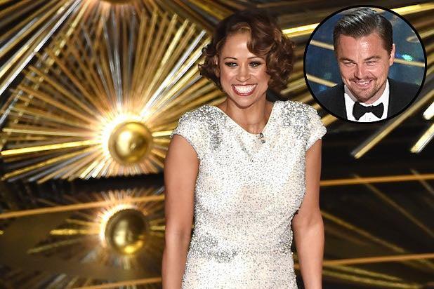Stacey Dash Oscars Leonardo DiCaprio.jpg