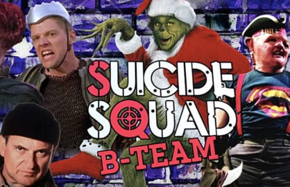 Suicide Squad the B Team