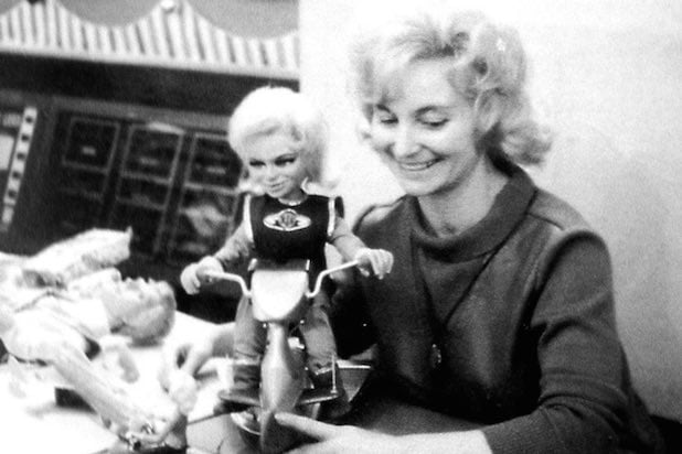 Sylvia Anderson Dead