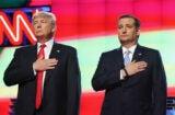 Ted Cruz Donald Trump