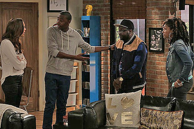 Jerrod Carmichael on The Carmichael Show