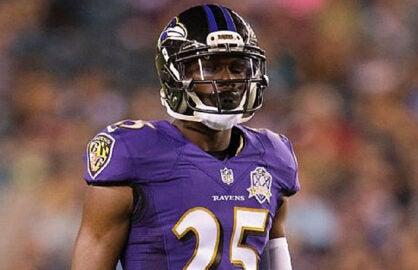 Tray Walker of Baltimore Ravens