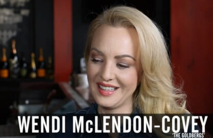 Wendi McLendon Covey Wrapid Fire