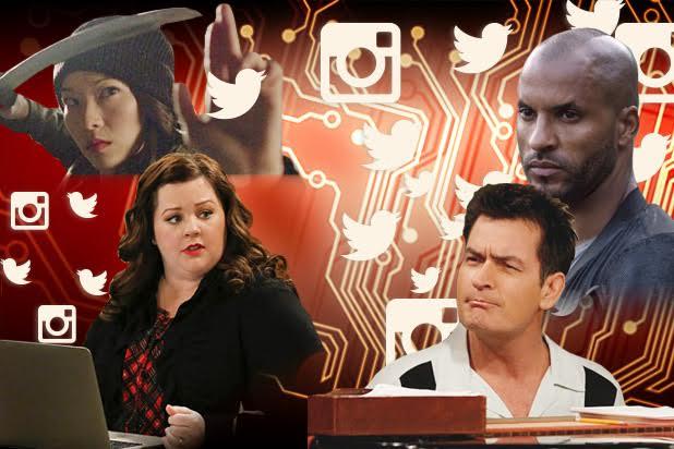 Actors and Social Media