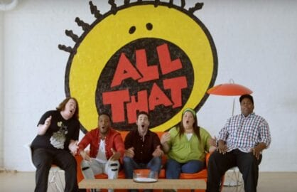 all that reunion nickelodeon