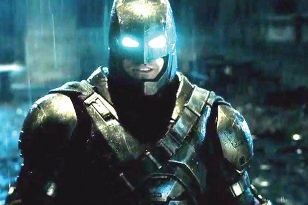 Batman v Superman international gross