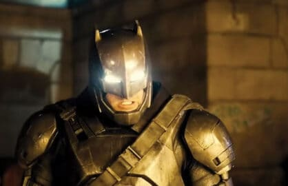 Batman v Superman International Trailer