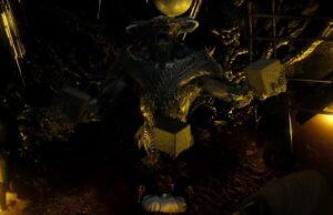 batman v superman demon