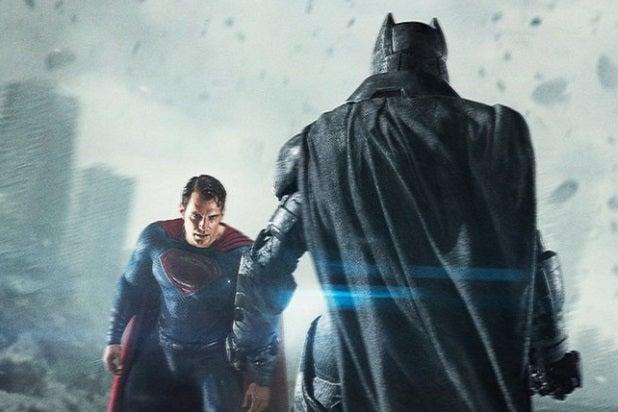 batman v superman sunday
