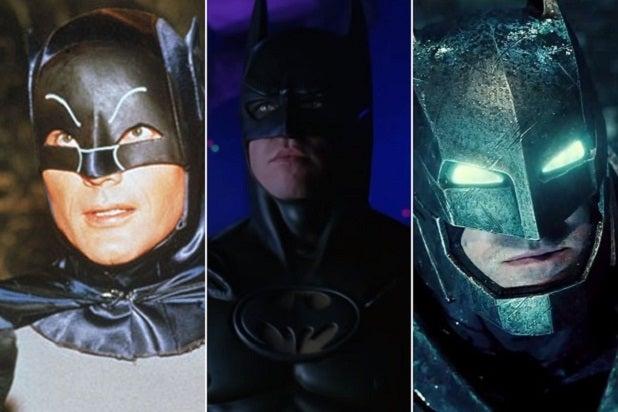 batman actors