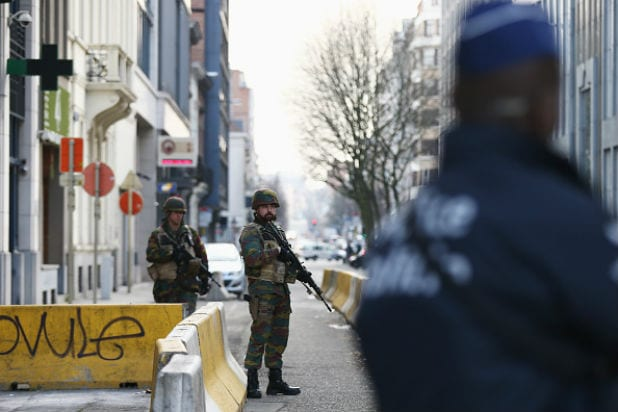 brussels guns getty