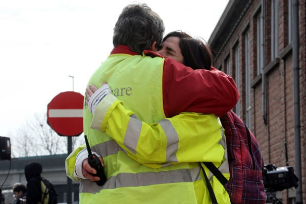 brussels hug getty