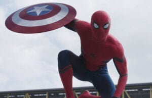 Captain America Civil War Spider-Man post-credits scene