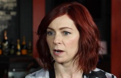 carrie preston drinking with the stars