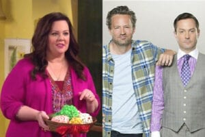 cbs mike and molly odd couple