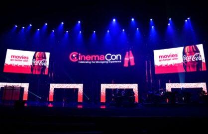 cinemacon screening room