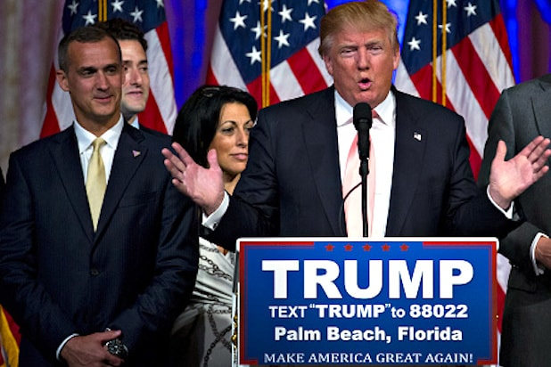 Corey Lewandowski Trump Campaign Manager Prison