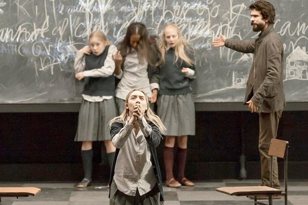 The Crucible Ben Whishaw Saoirse Ronan