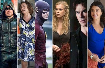 CW Renews Arrow The Flash The 100 Jane The Virgin